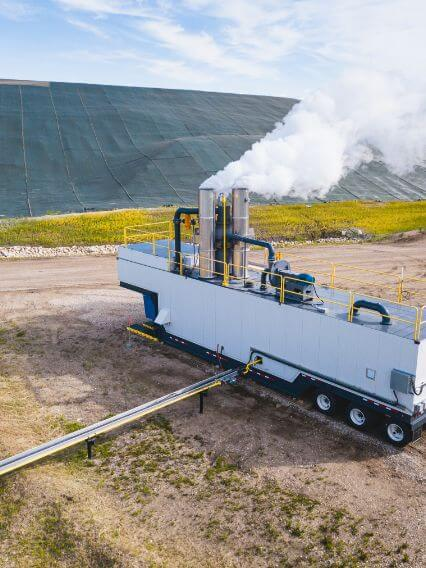 skagen water disposal unit
